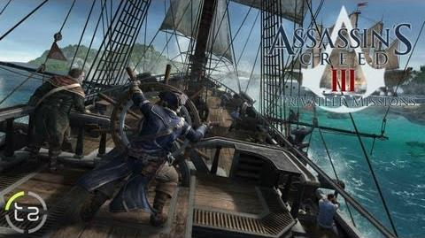 Assassin's Creed III Privateer Contracts - The Bahamas Blistering Dawn (100% Sync)