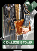 Acr knowledge is power