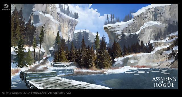 File:ACRG Snow Environment 2 - Concept Art.jpg