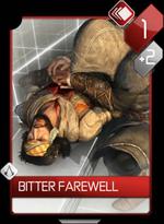 ACR Bitter Farewell
