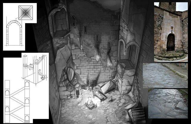 File:Trajan Market Tower development art.jpg