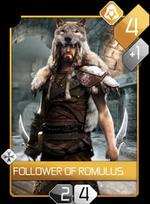 ACR Follower of Romulus