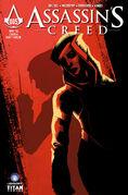 Assassin's Creed Comics 5 Cover A