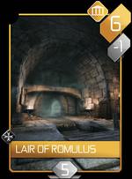 ACR Lair of Romulus
