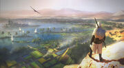 ACO Nile Valley - Concept Art
