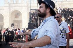 Justin Kurzel directing AC