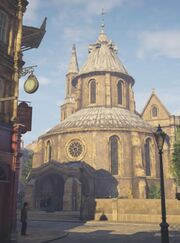 ACS DB Temple Church