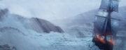 AC3 Stormy Sea - Concept Art