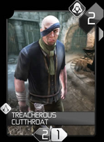 ACR Treacherous Cutthroat