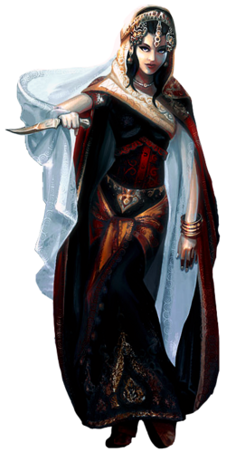 "Adha w <a href=""/wiki/Assassin%27s_Creed:_Alta%C3%AFr%27s_Chronicles"" title=""Assassin's Creed: Altaïr's Chronicles"">Assassin's Creed: Altaïr's Chronicles</a>"