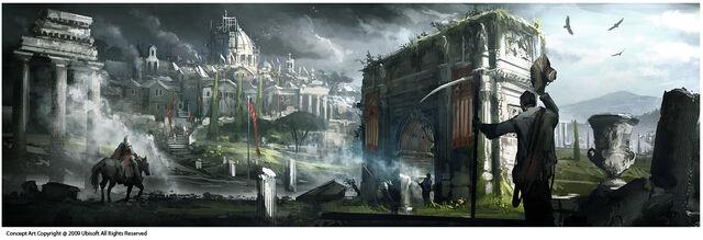 File:Assassin's Creed Brotherhood Concept Art 001.jpg