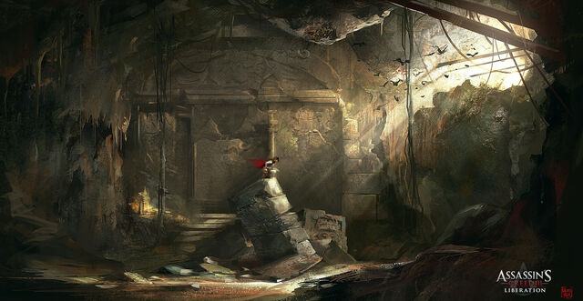 File:Assassin's Creed III Liberation - Chamber by nachoyague.jpg