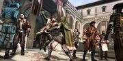 Multiplayer Scene 1