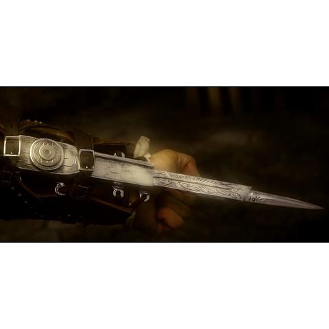 Giovanni (später Ezio) Auditores versteckte Klinge.