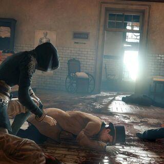 Evie auf den Spuren des Rippers