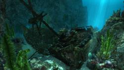 AC4 Jackdaw Wreck