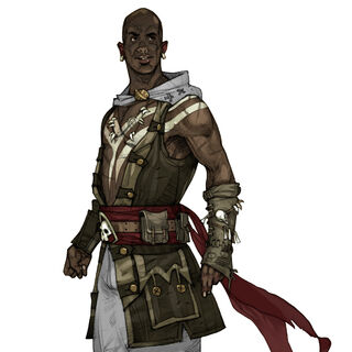 Concept art of Agaté