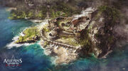 Assassin's Creed IV Black Flag SmallFort by max qin