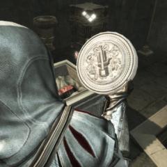 De zegel van Darius.