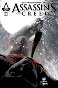 Assassin's Creed Comics 4 Cover C
