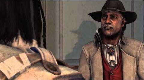 Assassins Creed 3 - connor gets his armor and initiated to the brotherhood