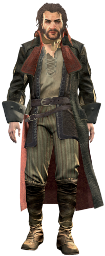 "Charles Vane w <a href=""/wiki/Assassin%27s_Creed_IV:_Black_Flag"" title=""Assassin's Creed IV: Black Flag"">Assassin's Creed IV: Black Flag</a>"