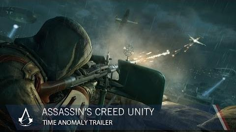 Assassin's Creed Unity Time Anomaly Trailer