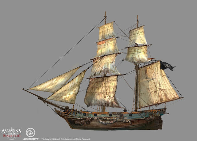 File:Assassin's Creed IV Black Flag - Ship concept design 5 by kobempire.jpg