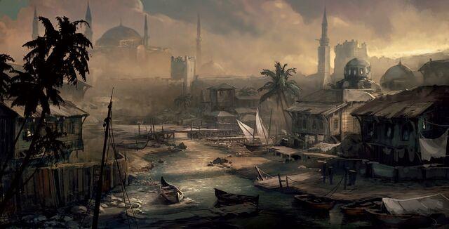 File:Dechambo Constantinople Slums Concept.JPG
