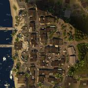 Saintpierre aerial view