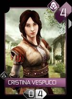 ACR Cristina Vespucci