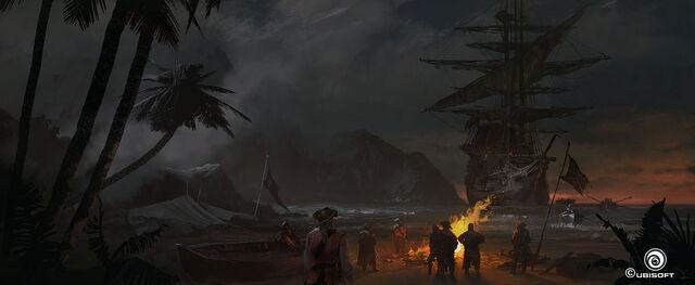File:Assassin's Creed IV Black Flag concept art 6.jpg