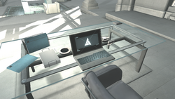 AC1 Abstergo Lab Vidic's Laptop