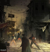 Assassin's Creed IV Black Flag concept art 13 by Rez