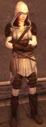 Female Assassin Armor Level 2