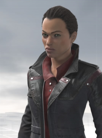 """Violet w <a href=""""/wiki/Assassin%27s_Creed:_Rogue"""" title=""""Assassin's Creed: Rogue"""">Assassin's Creed: Rogue</a>"""
