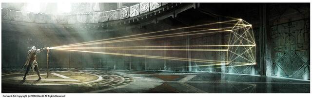 File:AC2 Accessing the Vault Concept Art.jpg
