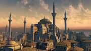 ACR Hagia Sophia In-Game