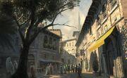 Constantinople Rich District by Gilles Beloeil