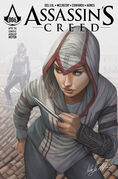 AC Titan Comics 6 Cover C