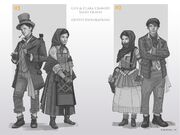 ACS Crawley Representatives - Concept Art
