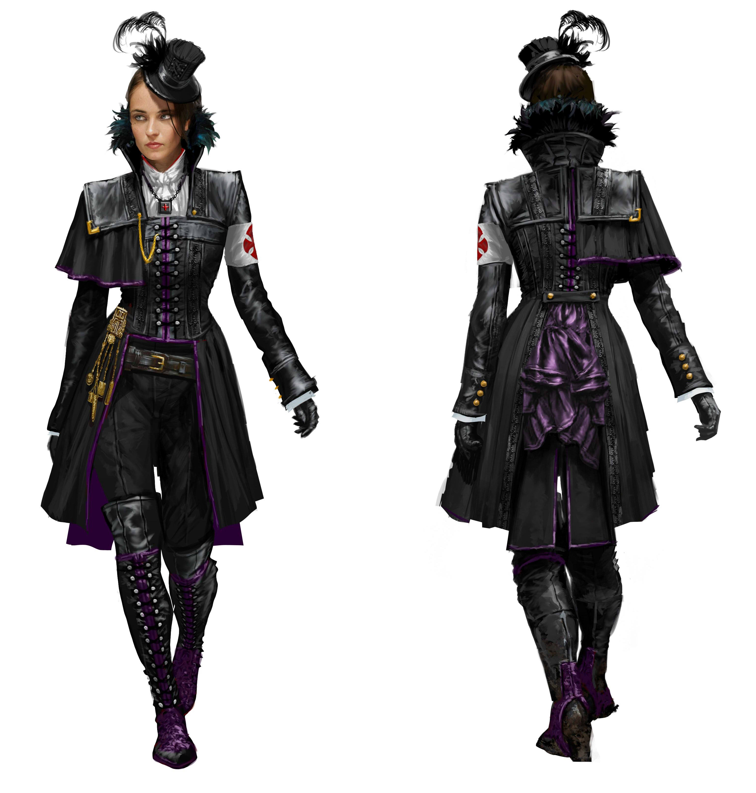 Assassins Creed Lucy Thorne Porn assassin's creed: syndicate (video game) - tv tropes