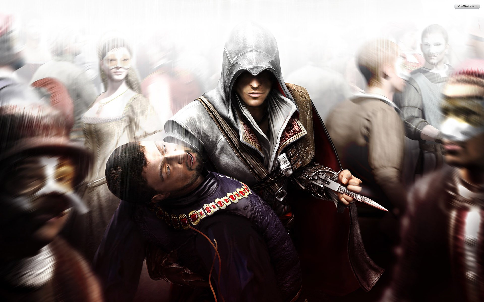 HD Assassins Creed Venice Wallpaper