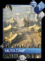 ACR Militia Camp