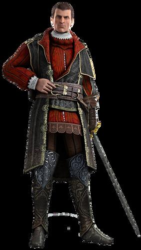 Niccolò jako mistrz asasynów