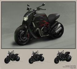 AC3 Ducati Desmond
