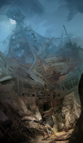 File:AC3 Dead Chest Island - Concept Art.jpg