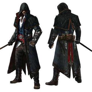 雅各布的一套可替换刺客装束