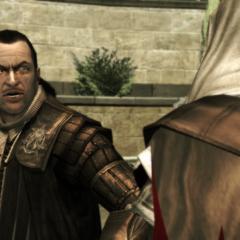 Mario is boos over Ezio's beslissing.