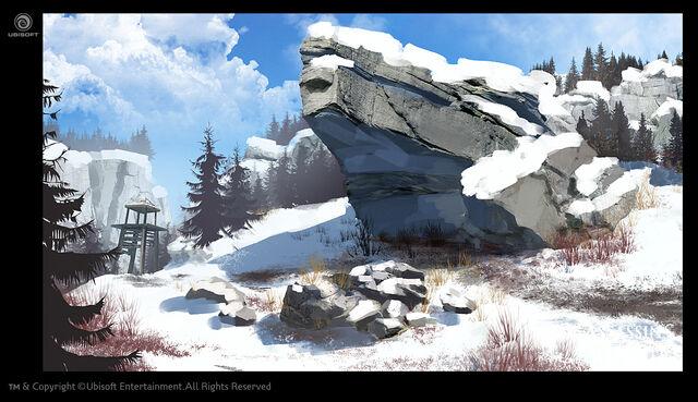 File:ACRG Snow Environment 1 - Concept Art.jpg